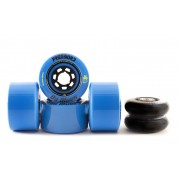 Da Blues Wheel Kit 4  Wheels (78mm|80a), 2 Upgrade Center wheels (72mm|88a)
