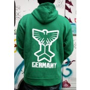 Freebord Hoodie  -Freebord Germany Eagle-