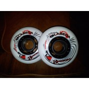 Centerwheels 76mm Extreme Hard  (G2 / G3)