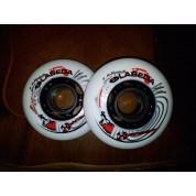 Centerwheels 76mm Extreme Hard  (G2 / G3)